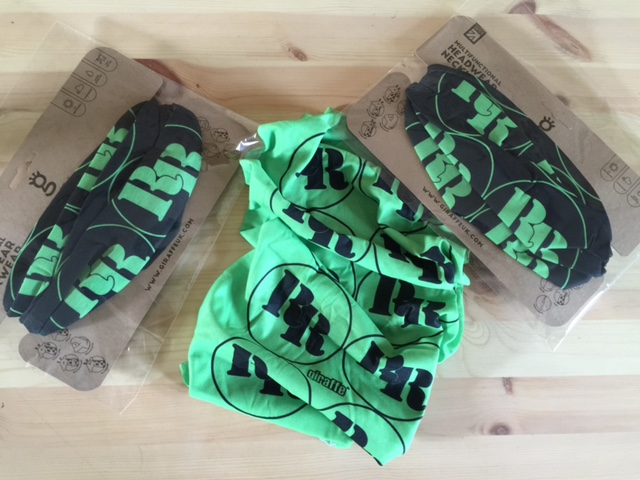 Rebel Runners Medway - Neck Warmers